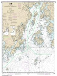 Penobscot Bay and Approaches (13302-23) by NOAA