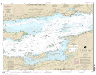 Butternut Bay, Ont., to Ironsides l., N.Y. (14771-17) by NOAA