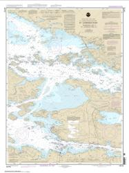 Gananoque, Ont., to St. Lawrence Park. N.Y. (14773-17) by NOAA