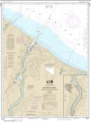 Rochester Harbor, including Genessee River to head of navigation (14815-24) by NOAA