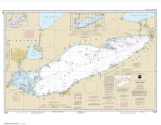 Lake Erie (14820-21) by NOAA
