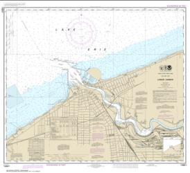 Lorain Harbor (14841-29) by NOAA