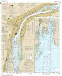 Detroit River (14848-58) by NOAA