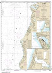 Stony Lake to Point Betsie; Pentwater; Arcadia; Frankfort (14907-27) by NOAA