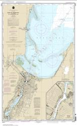 Head of Green Bay, including Fox River below De Pere; Green Bay (14918-27) by NOAA