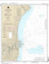 Racine Harbor (14925-23) by NOAA