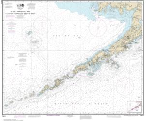 Alaska Peninsula and Aleutian Islands to Seguam Pass (16011-38) by NOAA