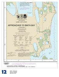 Approaches to Smith  Bay (16067-8) by NOAA