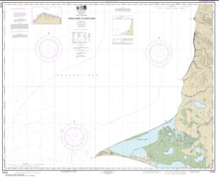 Point Hope to Cape Dyer (16123-7) by NOAA