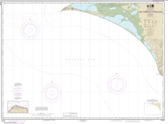 Cape Thompson to Point Hope (16124-7) by NOAA