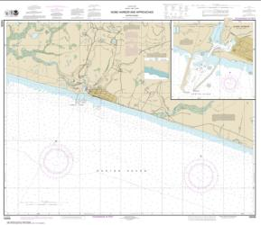 Nome Hbr. and approaches, Norton Sound; Nome Harbor (16206-9) by NOAA