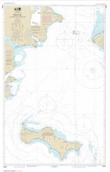 Bering Sea St. Lawrence Island to Bering Strait (16220-6) by NOAA