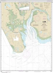 Bristol Bay-Nushagak B and approaches (16322-9) by NOAA