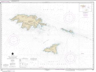 Ingenstrem Rocks to Attu Island (16421-10) by NOAA