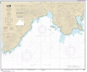 Temnac Bay (16431-8) by NOAA