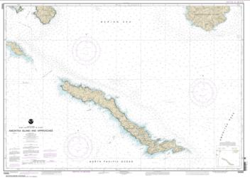 Amchitka Island and Approaches (16450-2) by NOAA