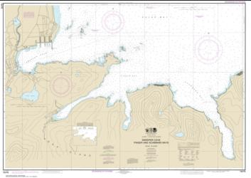 Sweeper Cove, Finger and Scabbard Bays (16476-11) by NOAA