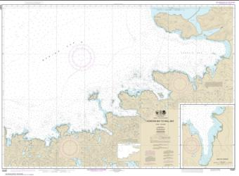 Korovin Bay to Wall Bay-Atka Island; Martin Harbor (16487-7) by NOAA