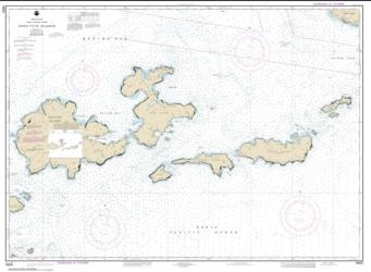 Krenitzan Islands (16531-7) by NOAA