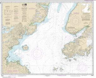 Cook Inlet-southern part (16640-25) by NOAA