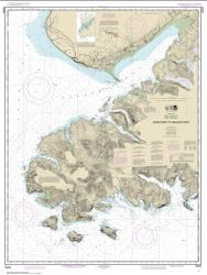 Gore Point to Anchor Point (16645-20) by NOAA