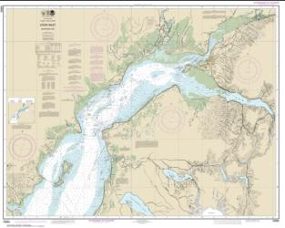 Cook Inlet-northern part (16660-31) by NOAA