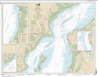 Cook Inlet-Kalgin Island to North Foreland (16662-9) by NOAA