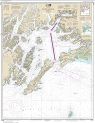 Prince William Sound (16700-32) by NOAA