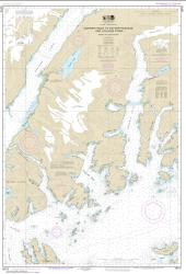 Unakwik Inlet to Esther Passage and College Fiord (16712-1) by NOAA