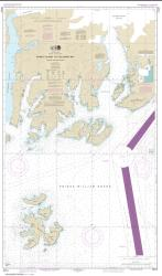Naked Island to Columbia Bay (16713-4) by NOAA