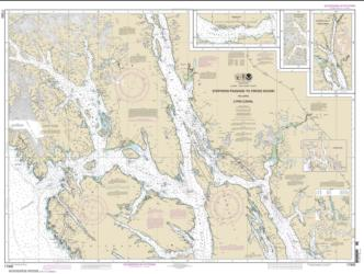 Stephens Passage to Cross Sound, including Lynn Canal (17300-32) by NOAA