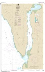 Hawk Inlet, Chatham Strait (17312-3) by NOAA