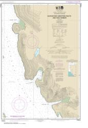 Slocum and Limestone Inlets and Taku Harbor (17314-13) by NOAA