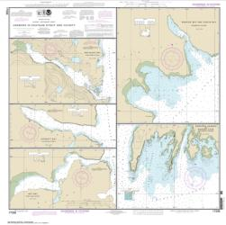 Harbors in Chatham Strait and vicinity Gut Bay, Chatham Strait; Hoggatt Bay, Chatham Strait; Red Bluff Bay, Chatham Strait; Herring Bay and Chapin Bay, Frederick Sound;Surprise Hbr, and Murder Cove, Frederick Sound (17336-10) by NOAA
