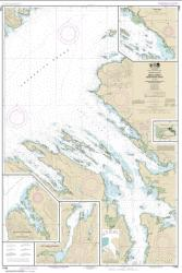 Keku Strait-northern part, including Saginaw and Security Bays and Port Camden; Kake Inset (17368-8) by NOAA