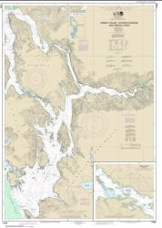 Ernest Sound-Eastern Passage and Zimovia Strait; Zimovia Strait (17385-18) by NOAA
