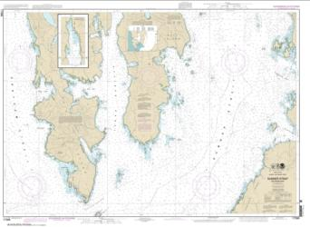 Sumner Strait-Southern part (17386-5) by NOAA