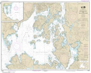 Davidson Inlet and Sea Otter Sound; Edna Bay (17403-15) by NOAA