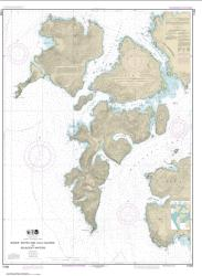 Baker, Noyes, and Lulu Islands and adjacent waters (17406-8) by NOAA