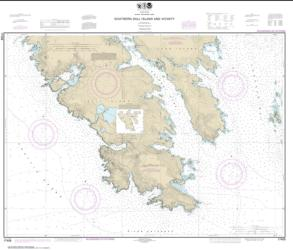 Southern Dall Island and vicinity (17409-11) by NOAA