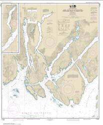 Portland Inlet to Nakat Bay (17437-10) by NOAA