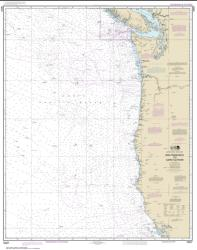 San Francisco to Cape Flattery (18007-33) by NOAA