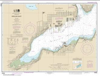 Sinclair Inlet (18452-17) by NOAA