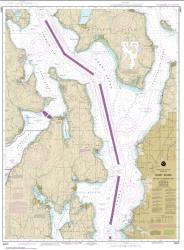 Puget Sound-Oak Bay to Shilshole Bay (18473-8) by NOAA