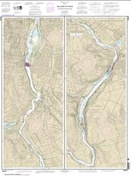 Willamette River Portland to Walnut Eddy (18528-11) by NOAA