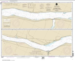 Columbia River Sundale to Heppner Junction (18536-11) by NOAA