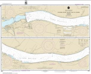 Columbia River-McNary Dam to Juniper (18541-8) by NOAA