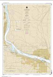 Columbia River Pasco to Richland (18543-2) by NOAA