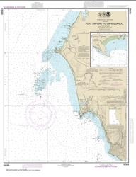 Port Orford to Cape Blanco; Port Orford (18589-16) by NOAA
