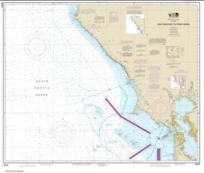 San Francisco to Point Arena (18640-26) by NOAA